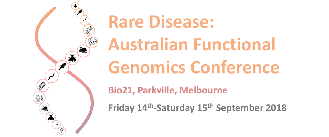 Australian Functional Genomics National Conference